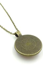 Браслеты и ожерелья - Цепочка с кулоном Варкрафт