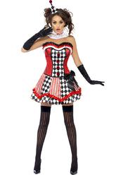 Клоун - Цирковая артистка