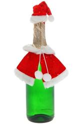Декорации - Украшение на бутылку Идея