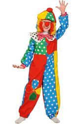 Костюмы для мальчиков - Костюм Улыбчивый клоун