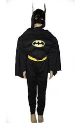 Костюмы для мальчиков - Упрямый Бэтмен