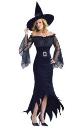Ресницы и линзы - Ведьма Салли