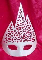 Карнавальные маски - Венецианская карнавальная маска