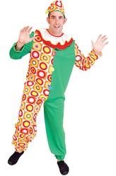 Грим для лица - Веселый клоун