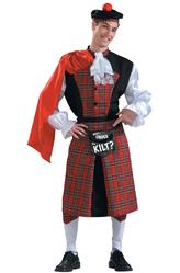 Национальные - Костюм Веселый шотландец