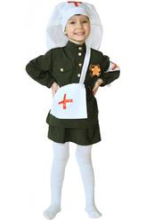 День медработника - Костюм Военная медсестра