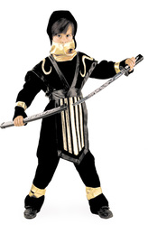 Костюмы для мальчиков - Воин-ниндзя