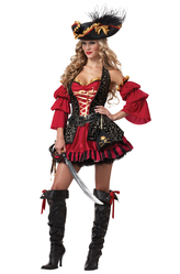 Пиратская тема - Воинствующая пиратка