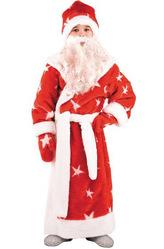 Костюмы для мальчиков - Юный Дед Мороз