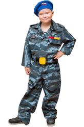 Военные и летчики - Костюм Юный десантник