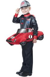 Профессии - Костюм Юный гонщик