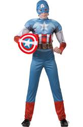 Герои фильмов - Юный Капитан Америка