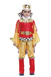 Пиратская тема - Юный король красно-золотой