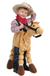 Лошади и кони - Костюм Юный наездник