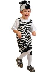 Зебры - Костюм Забавная зебра