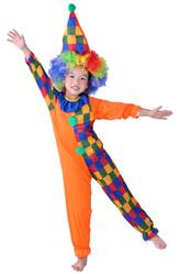 Костюмы для девочек - Забавный клоун