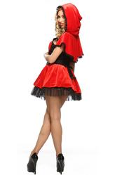 Красные шапочки - Заботливая Красная шапочка