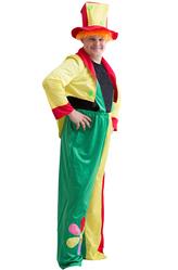 Клоуны и клоунессы - Костюм Задорный клоун