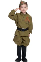 Военные и летчики - Костюм Защитник родины
