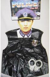 Полицейские и Грабители - Жилет Полицейского