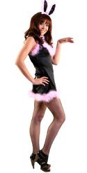 Женские костюмы - Зимний зайка
