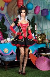 Алиса в Стране чудес - Костюм Злая королева из страны чудес