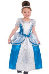 Принцесса - Золушка в голубом люкс