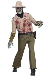 Зомби и Призраки - Зомби-коп