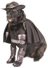 Костюмы для собак - Зорро Dog