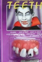 Для костюмов - Зубы с гнилью