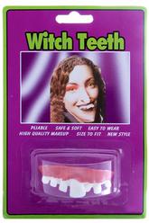 Ведьмы и Дьяволицы - Зубы ведьмы